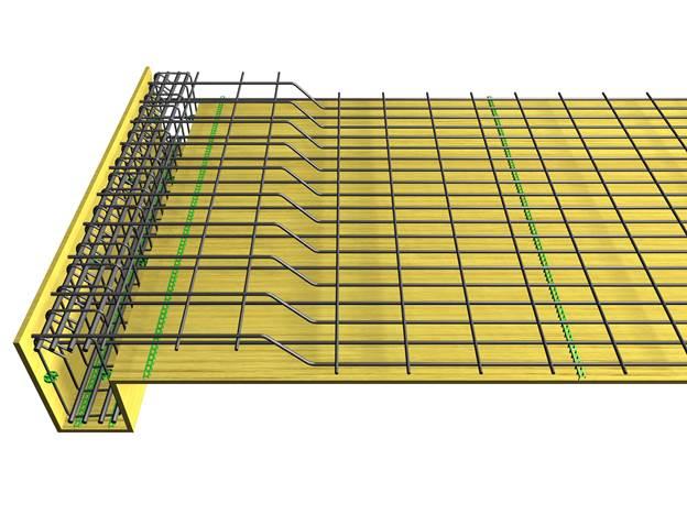 Reinforced Concrete Slab : Concrete cover