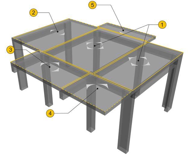 Volume Of Concrete Slab : Buildinghow gt products books volume b slabs finite